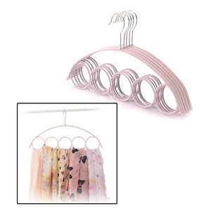 5Hole Ring Rope Slots Holder
