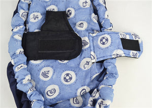 Newborn Baby Nursing Swaddle Sling Carrier Papoose Pouch - systematicshop.com