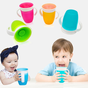 Leakproof Magic Kids Water Feeding Bottle - systematicshop.com