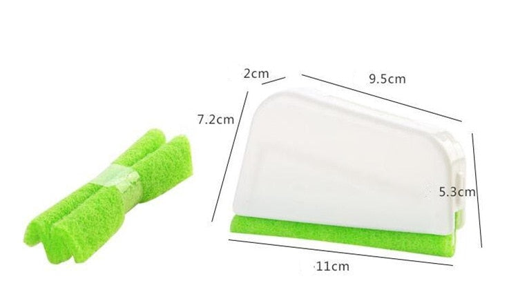 Window Groove Cranny Cleaning Brush