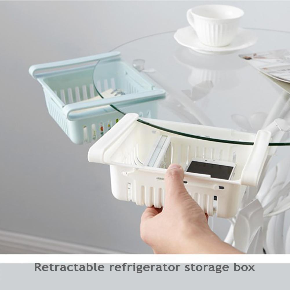 Adjustable Refrigerator Storage Rack Fridge Freezer Shelf - systematicshop.com