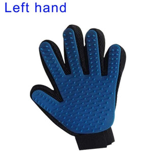 PET Dog Hair Brush Glove Grooming Comb - systematicshop.com