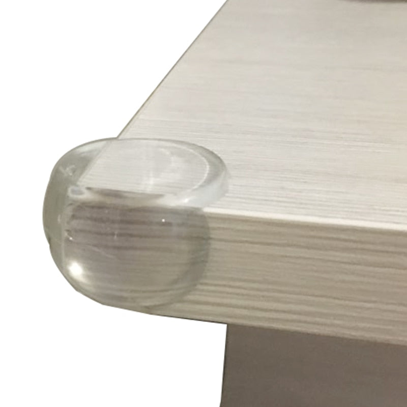Child Baby Safety Silicone Protector Table Corner Edge Protection