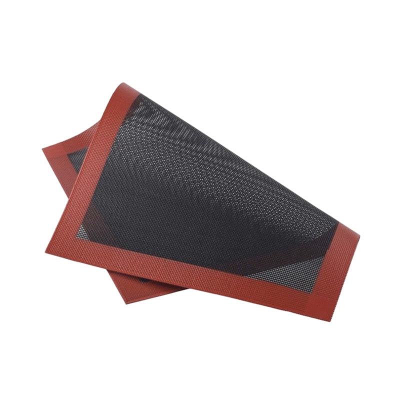 Perforated Silicone Baking Mat Non-Stick Baking Oven Sheet Liner - systematicshop.com