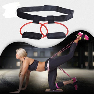 Yoga Fitness Booty Butt Training Resistance Bands (50%OFF)