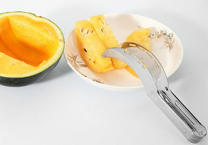 Stainless Steel Melon Watermelon Slicer Corer Fruit Cutters - systematicshop.com