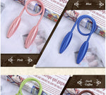 Magnetic Curtain Tiebacks Tie Rings Curtain Clip Rope - systematicshop.com