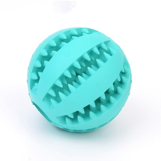 Pet Dog Toy Interactive Rubber Balls