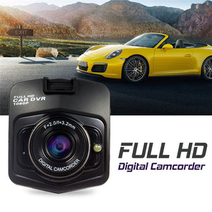 1080P Car DVR Camera Dash Cam Video Recorder