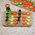 Rice Vegetable Fruit Cutter Mold