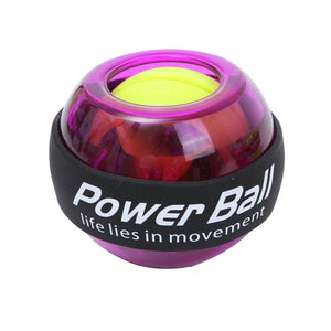 Power Wrist Ball Gyroscope Spinning Hand Grip Exerciser Fitness Muscle Relax 30lbs - systematicshop.com