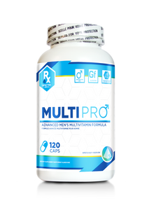 120 caps of Multi Pro by Spectro Supplements