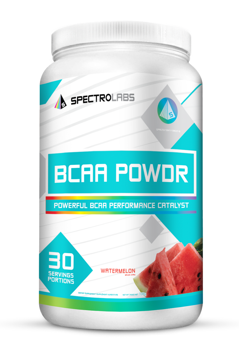 30 Servings of BCAA Powdr by Spectro Supplements