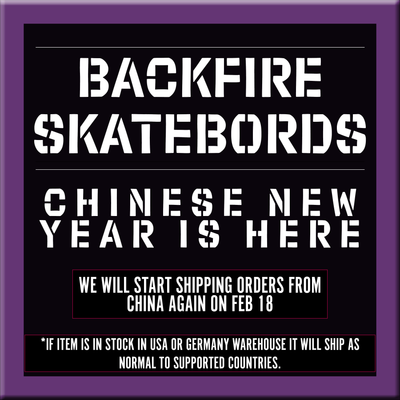 Happy Chinese New Year from Backfire
