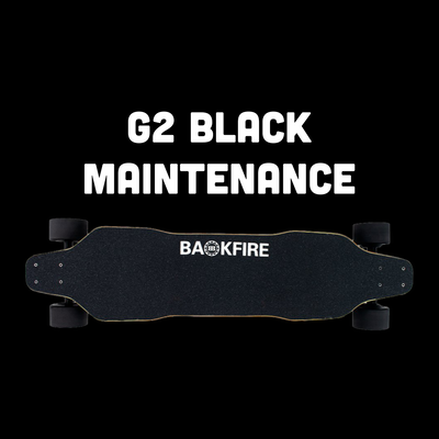 G2 Black Maintenance