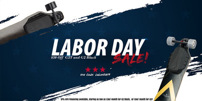 2019 Labor Day Weekend Sale from 8/31 to 9/2