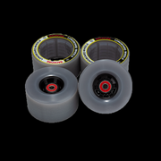 96MM Wheels for Backfire G3 Plus, G3, MINI and G2 BLACK