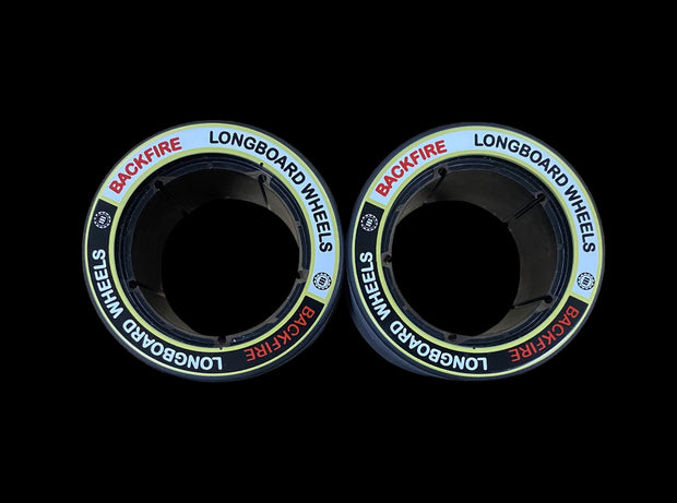 96mm Wheels for Backfire G2 Black, G3, G3 plus& Galaxy 2020