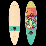 "Madrid Blunt 36"" Felis Cat Longboard"