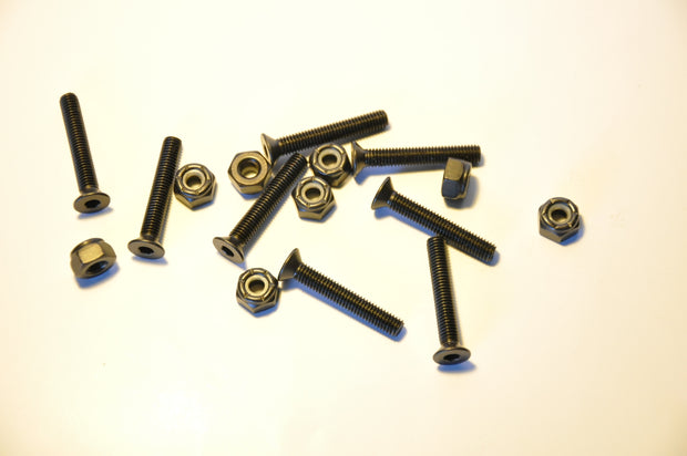 Screws & Hardware for Backfire Electric Skateboard