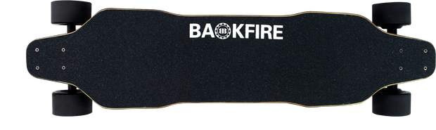 Backfire G2 Black 2020 Deck