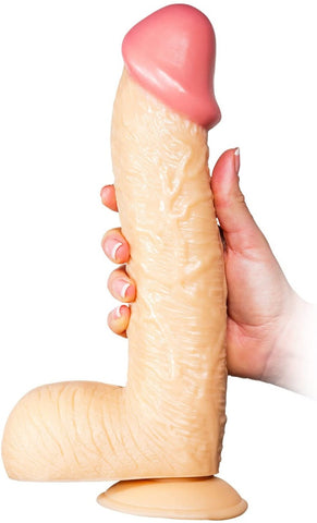 LEGENDARY KING SIZED REALISTIC DILDO 10.5 pulgadas