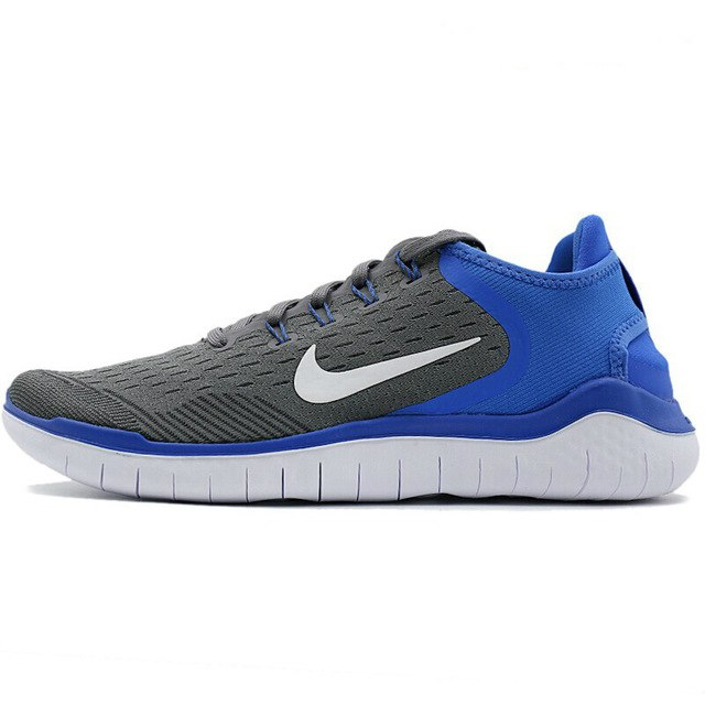 Official Original NIKE FREE Men's Running Shoes Sneakers Nike Shoes Breathable Lace Up Stability Sports Outdoor Walking 942836