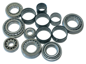 2 R380 Gearbox Bearing Rebuild Kit Suffix J Land Rover Defender Discovery 1