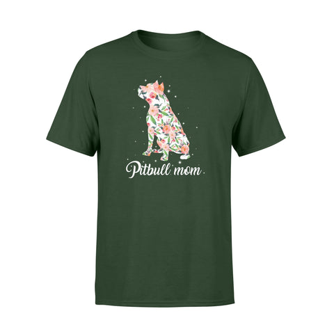 pitbull mom shirt