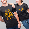 Couple gifts - Matching shirts she's my sweet potato i yam t-shirt sweatshirt valentine gifts - GST