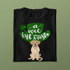 A Wee Bit Irish Labrador Retriever T-shirt