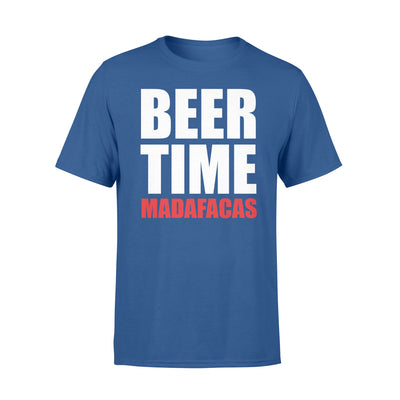 Beer time t-shirt - gift for beer lovers