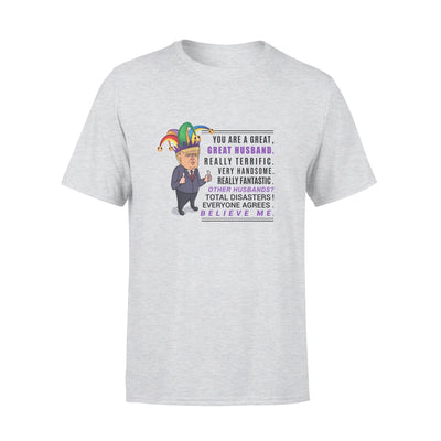 Great Hustband - Tshirt - Gifts For Husband