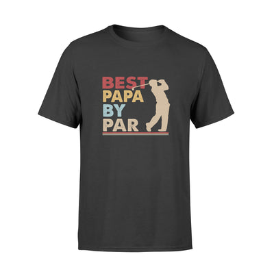 Best Papa By Par Tshirt - Gift For Dad