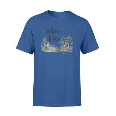 TAKE A HIKE SHIRT - GIFT FOR CAMPING LOVERS