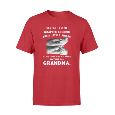 Wrap T shirt - Gifts for grandma