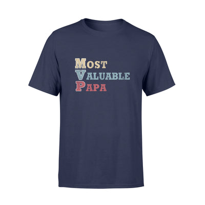 Most Valuable Papa Tshirt - Gift For Dad