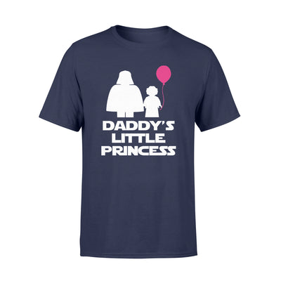 Daddy Little Princess Tshirt - Gifts For Dad
