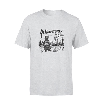 Yellowstone tshirt - gifts for camping lovers