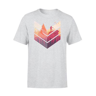 Love mountains camping tshirt - gifts for camping lovers