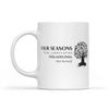 For Seasons Total Landscaping Coffee Mug