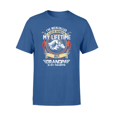 My Lifetime But Grandpa T Shirt - Gifts For Grandpa