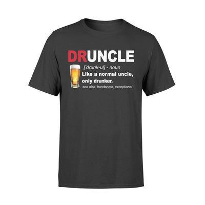 Beer drunkle t-shirt  - gift for beer lovers