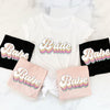 Bachelorette party brides babes retro cute bachelorette shirt - GST