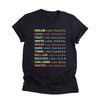 Black history month - Black activists inspirational black history influential t-shirt - GST