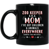 Zoo Keeper Aka Mom Mug