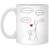 I  Do Love You Daddy Mug - Gift For Dad