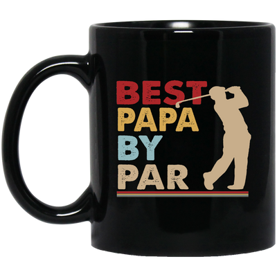 Best Papa By Par Mug - Gift For Dad