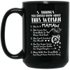 This woman mamaw  Mug - gifts for grandma