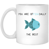 You Are Offishially The Best Mug - Gift For Dad